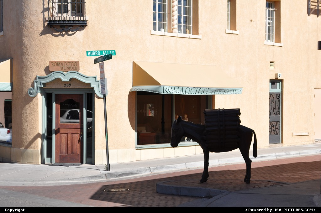 Picture by elki: Santa Fe New-mexico   santa fe new mexico