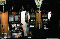 Slots machines in Vegas