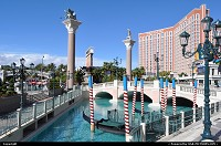Yet another fancy, themed resort along the strip. While vegas remains for most the sin city, it is far less wild nowadays and tends to turn into the perfect familly destination.
