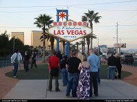 Las Vegas : Maybe one of the most pictured place in the city, welcome to fabulous Las Vegas !