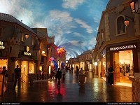 Nevada, The Forum Shops, near the Caeasar Palace.