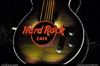 Las Vegas : Hard Rock Cafe neon on the strip ... This is my