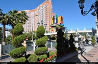 Photo by WestCoastSpirit | Las Vegas  vegas, gambling, strip, sin city, casino, resort, boeing, delta, 757