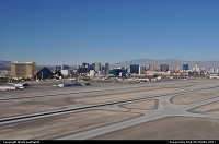 Photo by WestCoastSpirit | Las Vegas  LAS, boeing, las-msp, 757-300, Delta, strip, vegas, resort, casino, sin city
