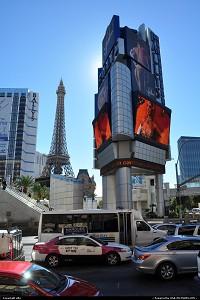 Las Vegas : hotel and casino, las vegas strip