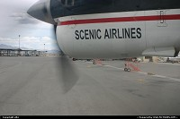 Scenic Airlines, taking off to Grand Canyon from las Vegas
