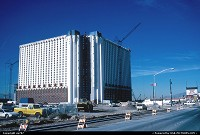 Las Vegas : Already then advertised as the largest hotel worldwide, the Excalibur was not yet ready to welcome the first guests.