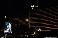 Las Vegas : Las Vegas strip, wynn and encore hotel