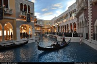 Down the shopping center at the Venetian .... Pure Vegas Style and definitively not the average, mom and pop operated motel :)