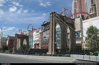 Las vegas, strip New York New York Hotel Casino