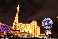 Las Vegas : Paris hotel and casino