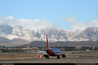Photo by airtrainer | Las Vegas  airport, boeing, southwest