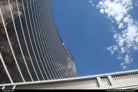 Nevada, Encore tower, part of the Wynn complex at Las Vegas.