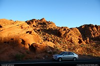Not in a City : Valley of Fire State Park.