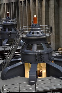 Photo by elki | Not in a City  hoover dam, powerplant, nevada, arizona