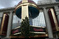 Reno : Sounds familiar, isn't it? Harrah's is as a matter of fact probably the only brand that you could find from Vegas to Reno and from New Orleans to Lake Tahoe.