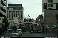 Reno : Downtown Reno, some sort of local