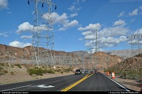 not in a city : By the new parking lot close to the Hoover Dam. You will then park the car and enjoy a wonderful walk across the Mike O'Callaghan – Pat Tillman Memorial Bridge. Project I93 bypass