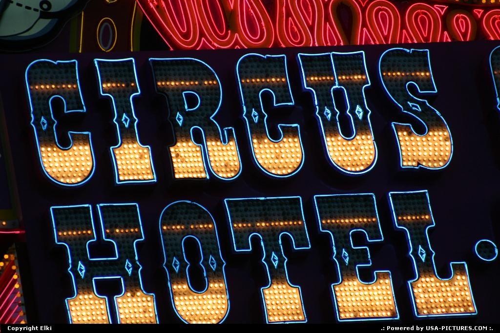 Picture by elki:Las VegasNevadaneon, sign