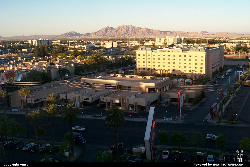 Picture by vincen: Las Vegas Nevada   hard rock cafe hotel view