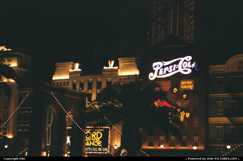 Picture by elki:Las VegasNevadacasino, resort, sin city, strip