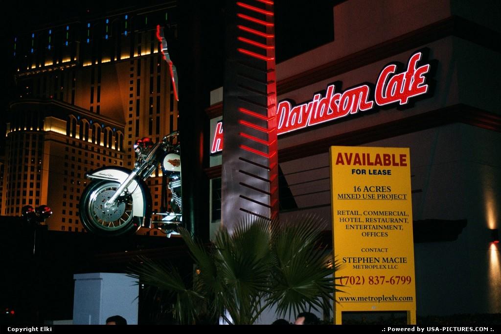 Picture by elki:Las VegasNevadaneon, sign, strip