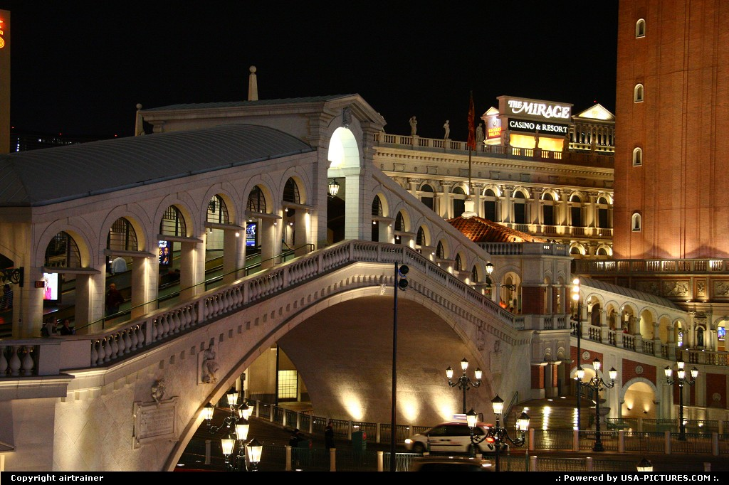 Picture by airtrainer: Las Vegas Nevada   venetian