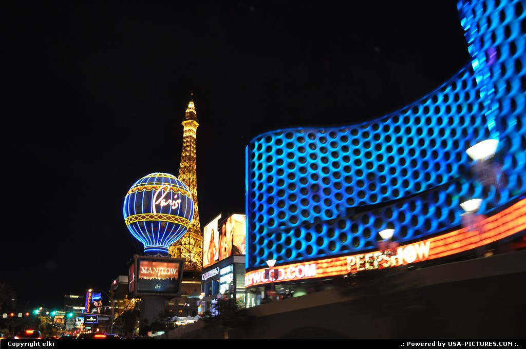Picture by elki: Las Vegas Nevada   las vegas