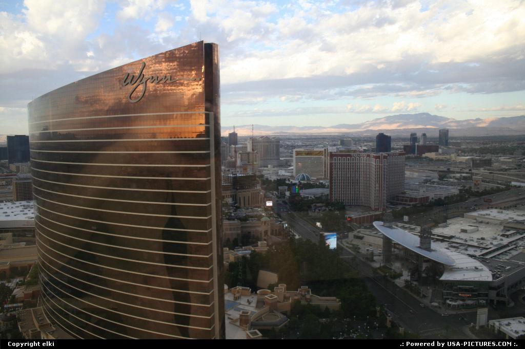 Picture by elki:Las VegasNevadawynn las vegas