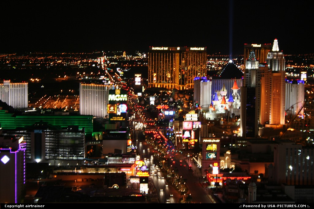 Picture by airtrainer: Las Vegas Nevada   las vegas, paris, casino, eiffel, tower, strip