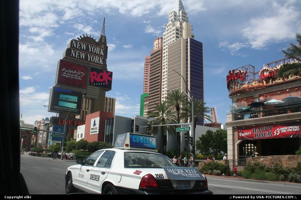 Picture by elki:Las VegasNevadalas vegas