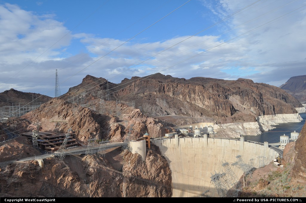 Picture by WestCoastSpirit:Not in a CityNevadaus 93, hoover dam, bypass, bridge, dam