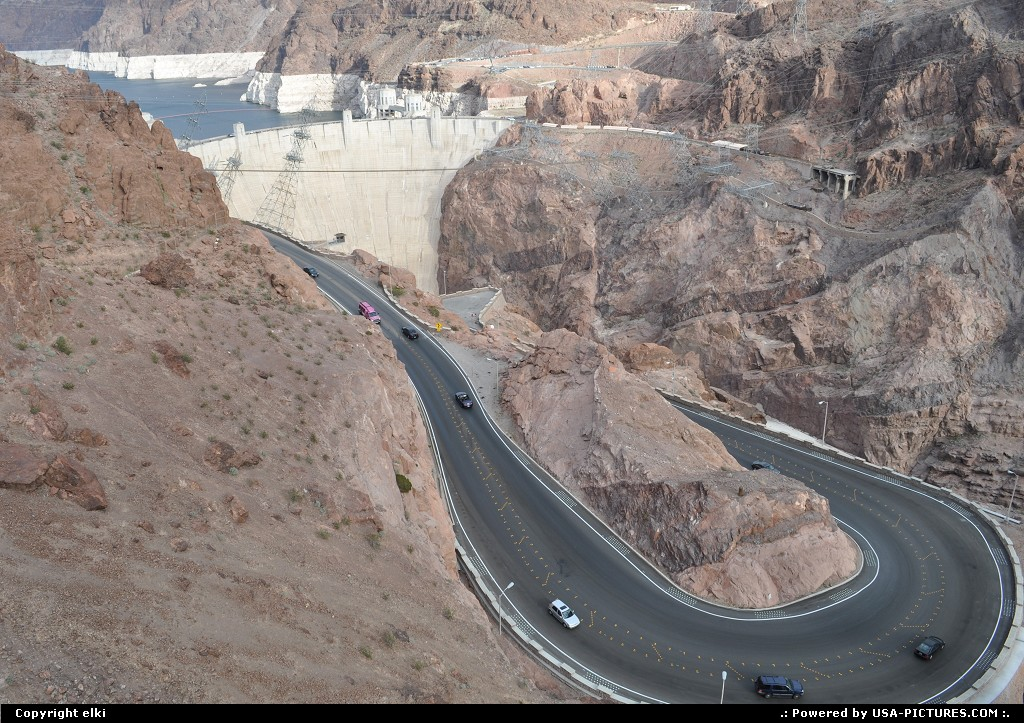 Picture by USA Picture Visitor:Not in a CityNevadahoover dam