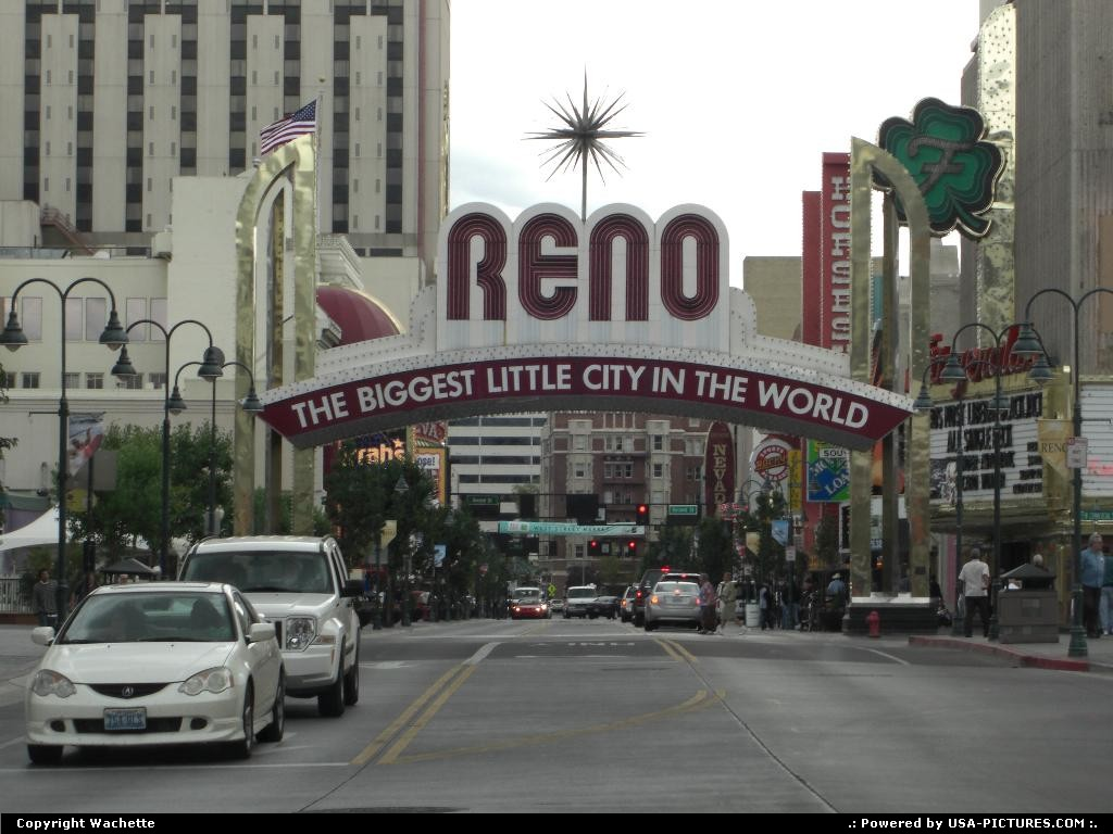 Picture by Wachette: Reno Nevada