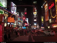 Photo by elki | New York  New york time square