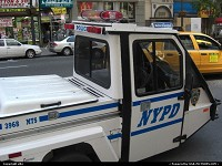 Photo by elki | New York  New york police vehilce