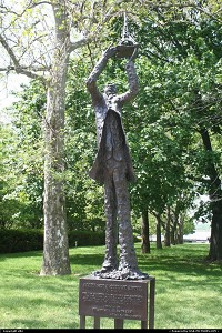 New york statue de la libertée créateurs