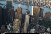 Photo by elki | New York  New york, overview from the empire state building