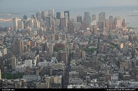 Manathan view from empire state building