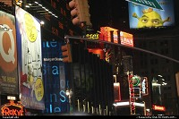 New York : Time square