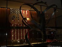 Photo by elki | New York  art, flag, modern