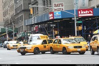 Photo by elki | New York  cabs, yellow cabs, cab
