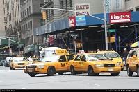 New-york, Yellow cabs playground