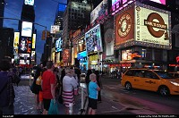 New York City, Times Square, Summer '11