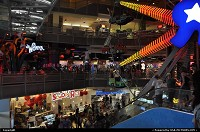 Toys r us in Times Square. Not only a store, but a theme park. The place is always crowed, but it worth a visit!