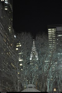 Photo by elki | New York  chrysler building