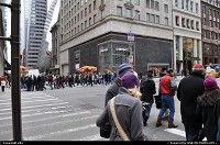 Time shopping in 5 th avenue