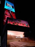 , New York, NY, New York Times square billboards