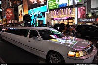 Photo by WestCoastSpirit | New York  NYC, broadway, show, urban, limo, streched limo