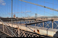 New York : Brooklin bridge